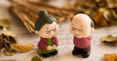 加齢に伴う身体の変化・高齢者の特徴や病気について